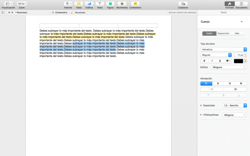 como deshacer en pages mac