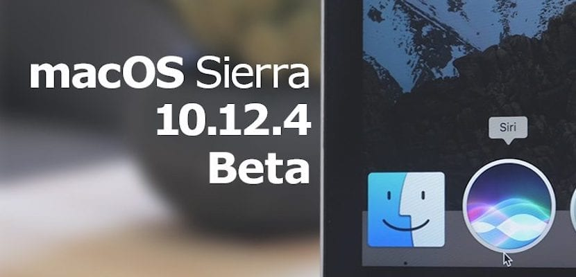 Apple Libera la cuarta beta de macOS 10.12.4