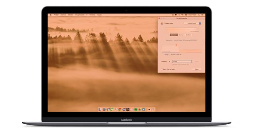 Cómo programar Night Shift en los Mac para que se active de forma automática