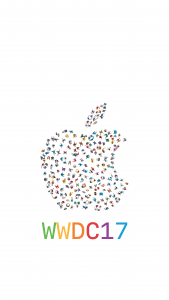 wwdc17-lockscreen-iPhone-wallpaper-mattbirchler-white