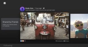 Facebook lanza una nueva aplicación de vídeo para el Apple TV 4