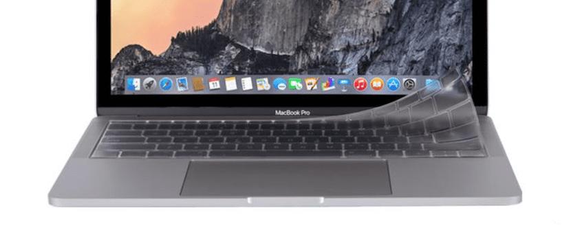 Protector de teclado ClearGuard de Moshi para tu MacBook