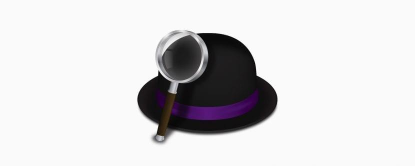 Logo de la aplicación Alfred