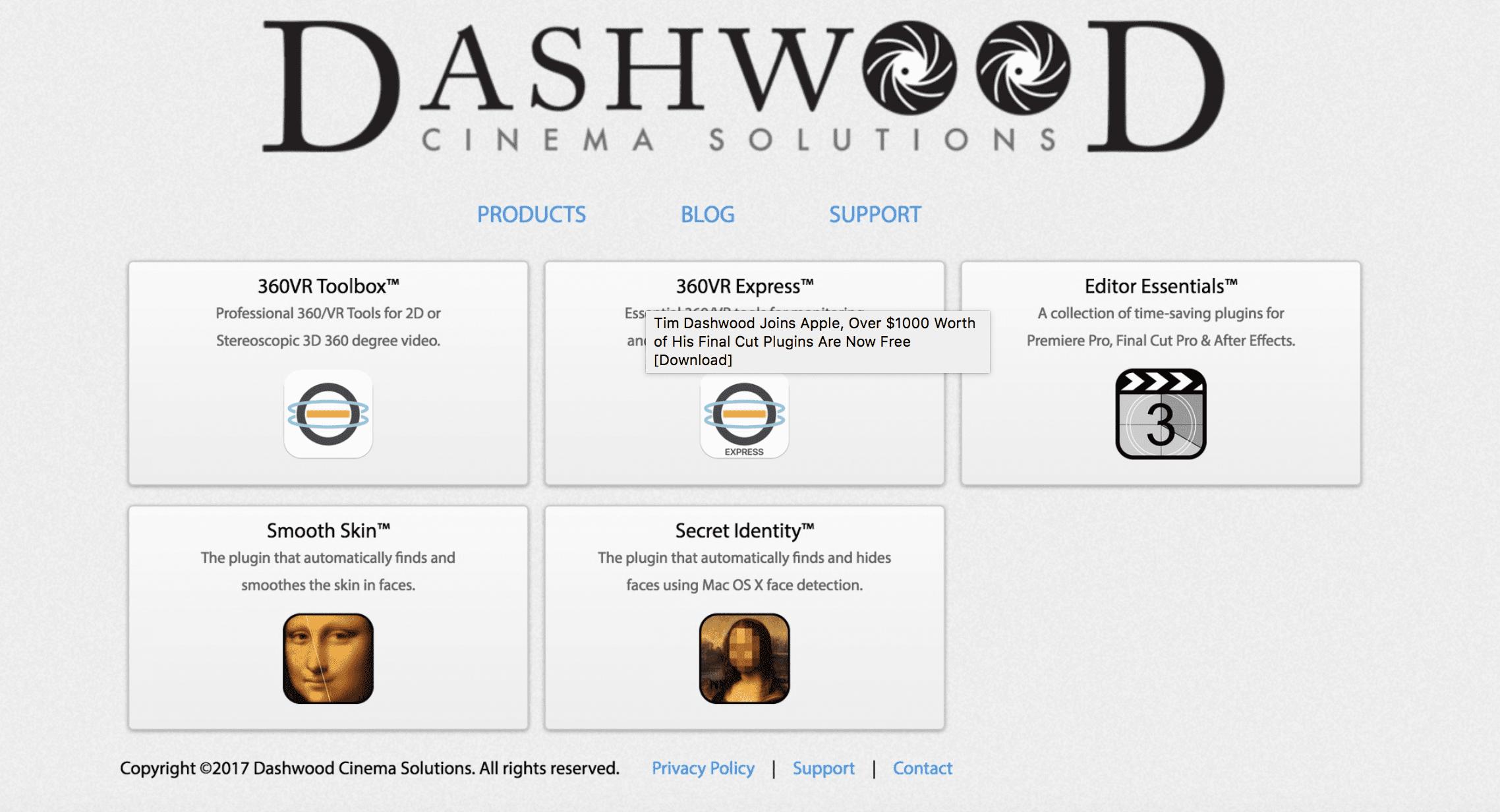 Dashwood Top