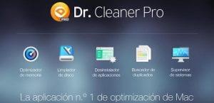 Optimiza tu Mac con Dr. Cleaner Pro, en oferta por tiempo limitado