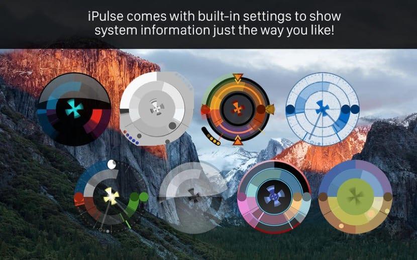 Comprueba el funcionamiento interno del Mac con iPulse, gratuita por tiempo limitado