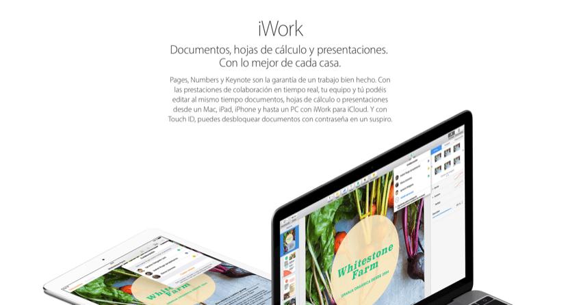 iWork, iMovie y GarageBand para Mac pasan a ser gratuitas