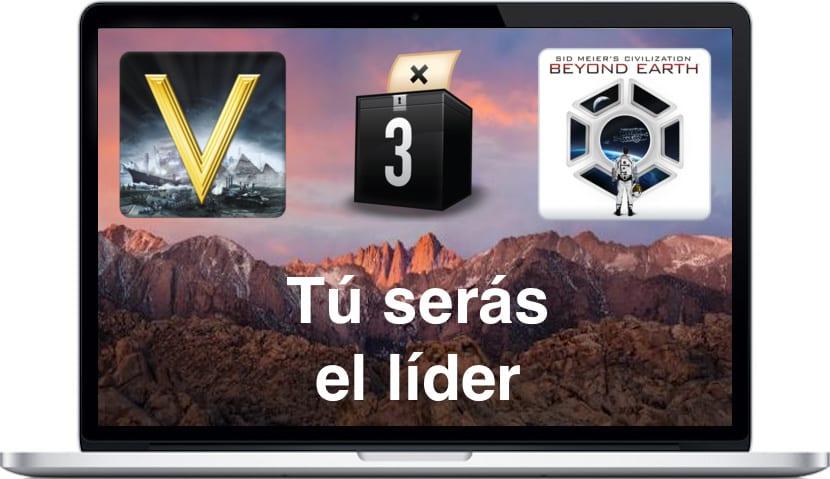 3 increíbles juegos de estrategia para Mac en los que tu serás el líder