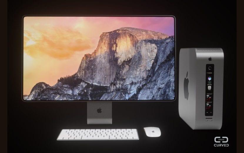 Concepto Mac Pro