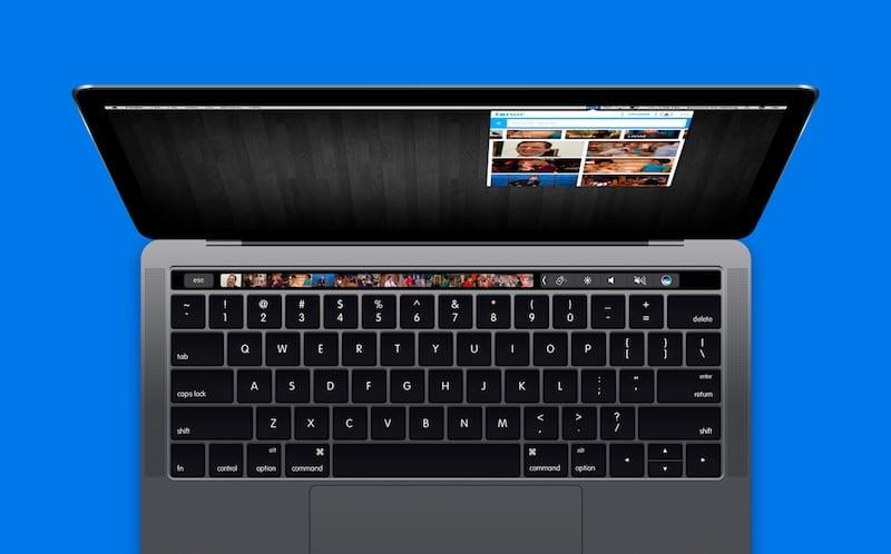GIF Keyboard añade soporte para ver los GIF en la Touch Bar