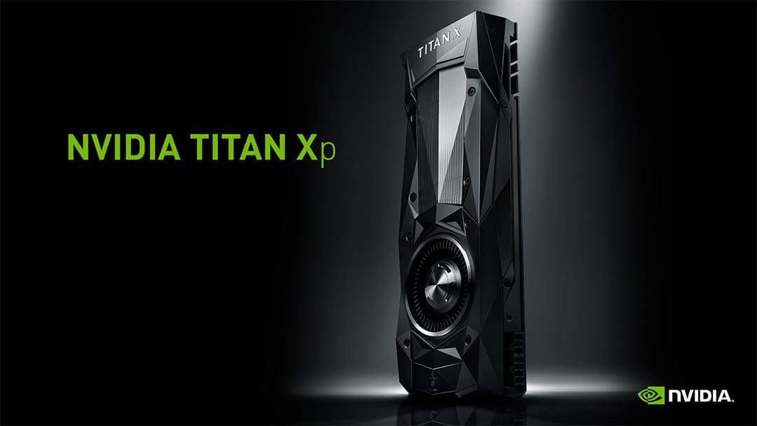 Titan Xp es la nueva gráfica de Nvidia y dará soporte a los Mac