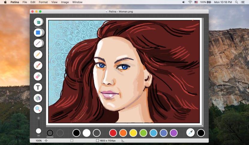 Pinta y dibuja sin complicaciones con Patina, ahora en oferta por tiempo limitado
