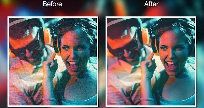 Elimina el granulado de tus fotos con Photo DeNoise por sólo un euro