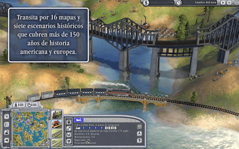 Sid Meier Railroads!