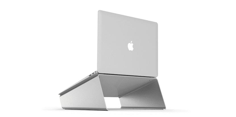 Conoce el L4 Stand de elago, un soporte de diseño para tu MacBook
