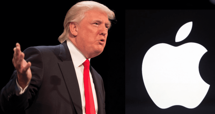 Trump Apple
