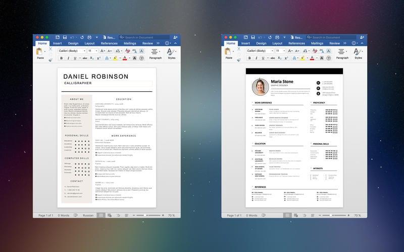 100 plantillas para Microsoft Word gratuitas por tiempo limitado