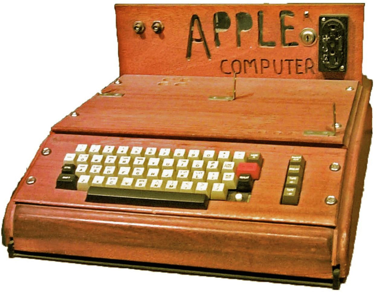 Apple 1 Top