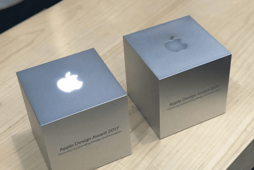 Apple Design Awards Top