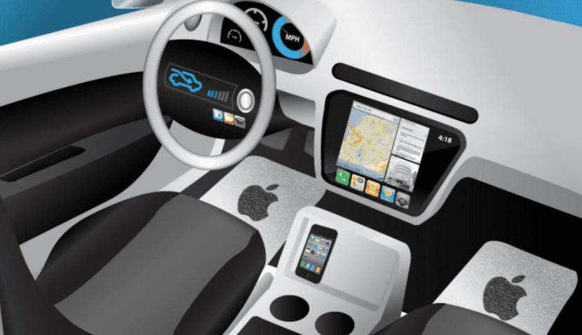 Confirmado, Apple trabaja en un sistema de conducción autónomo