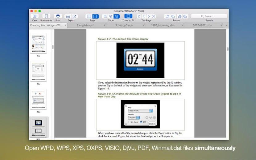 Visualiza todo tipo de documentos con Document Reader, ahora