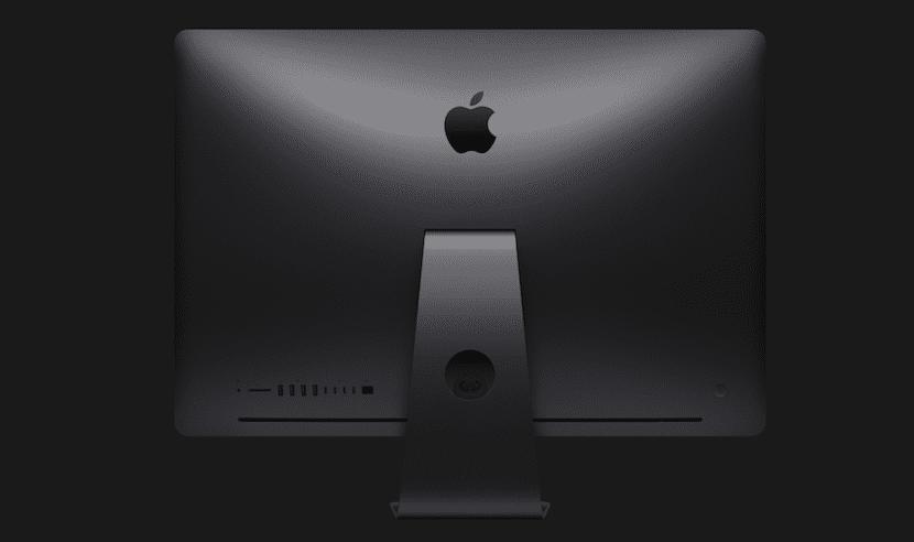 Algunos soportes para la pantalla del iMac Pro no son del todo resistentes
