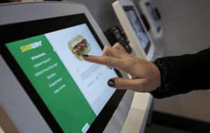 Subway Apple Pay 2