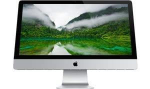 Frontal iMac