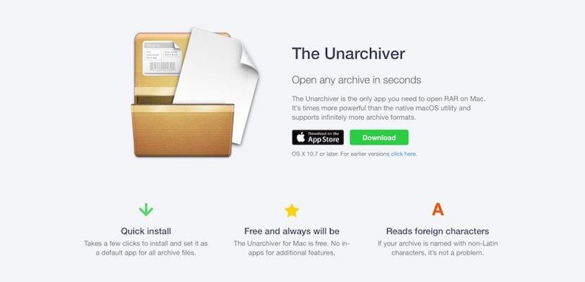 The Unarchivier pasa a formar parte de MacPaw, pero seguirá siendo gratuita