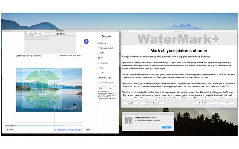 Añade Fácilmente Marcas De Agua A Tus Fotografías Con Watermark