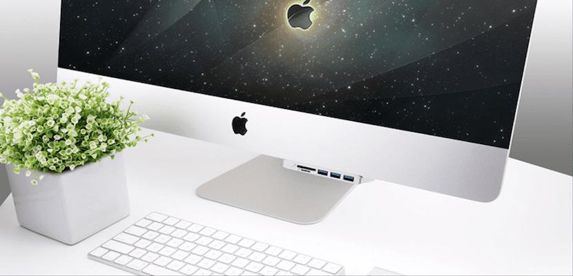 Este es el hub definitivo que necesitas para tu iMac