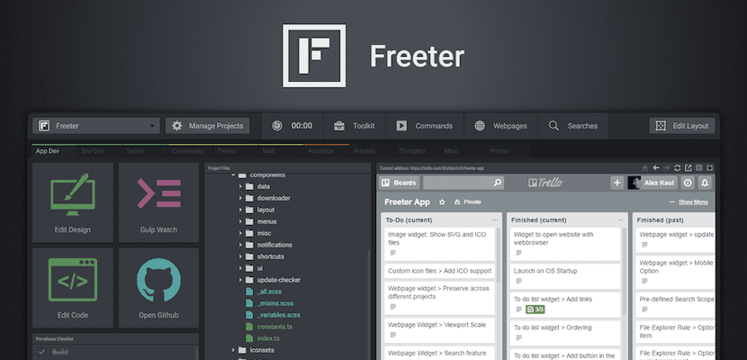 Freeter Pro