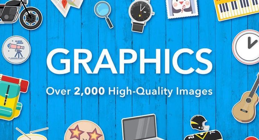 Ilustra tus documentos con Graphics, ahora en oferta