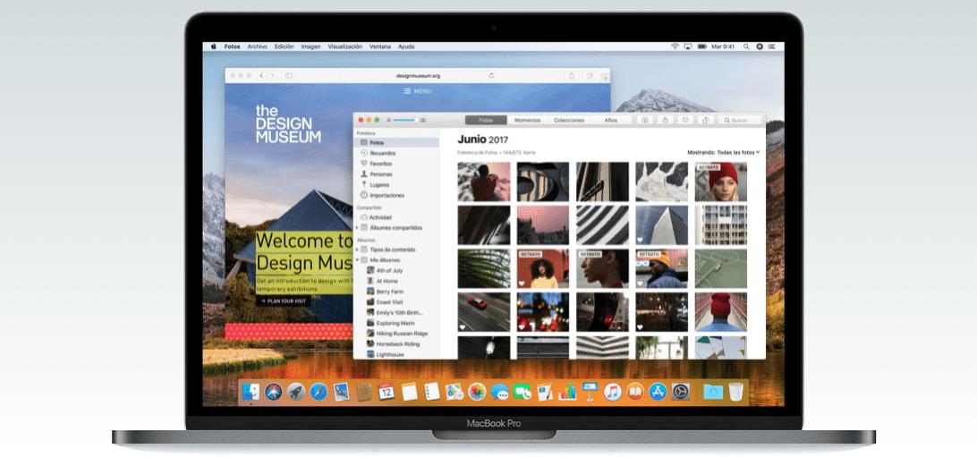 6 nuevas extensiones se estrenan en Fotos para macOS High Sierra
