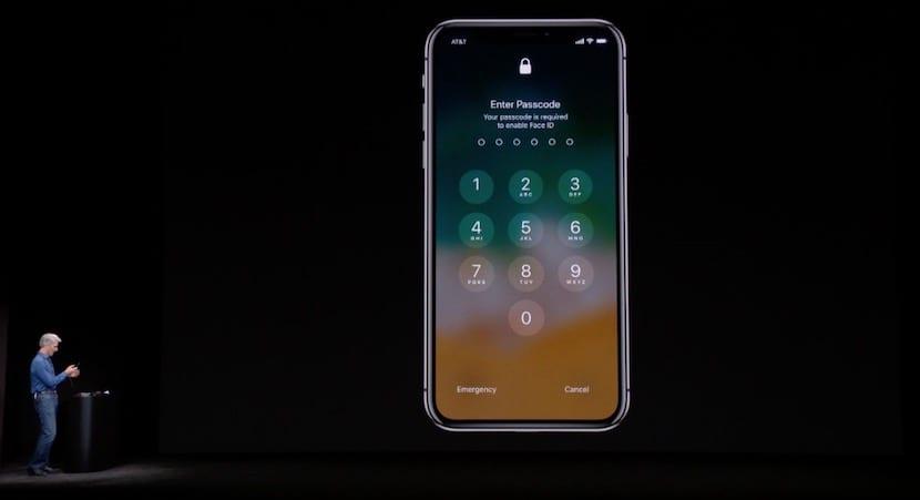 Apple se defiende con razón ante el supuesto fallo del Face ID en la keynote