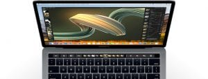 Pixelmator Pro y Touch Bar