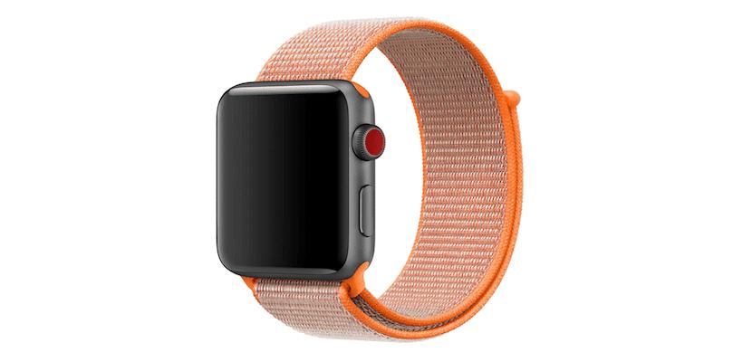 Tu nuevo Apple Watch lucirá mucho más con las nuevas correas Loop deportivas de Apple