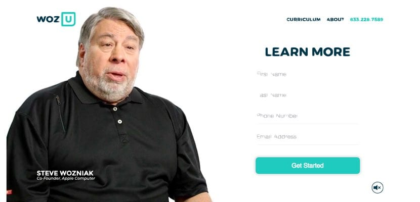Start-up Wozniak Woz U