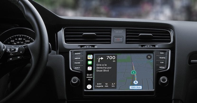 Apple CarPlay Volkswagen