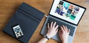 funda LEAR para MacBook y iPhone