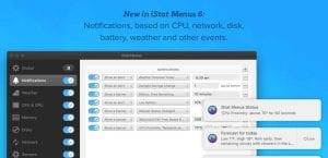 iStat Menus 6 con muchas mejoras