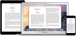 Cambio portada iBooks Mac