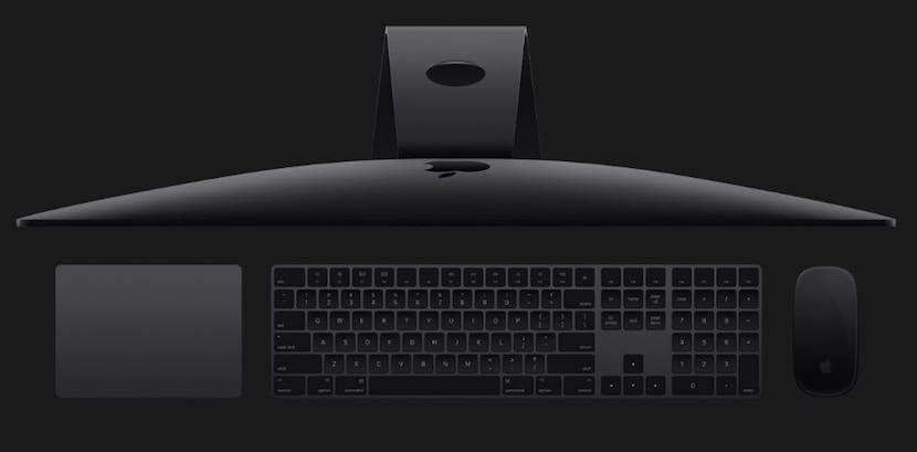 Si te gusta el teclado del iMac Pro, aquí tienes una réplica de su diseño
