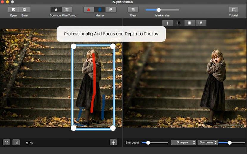 Añade un desenfoque de fondo a tus fotografías con After Focus