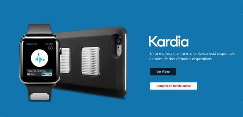 Kardia Band para Apple Watch