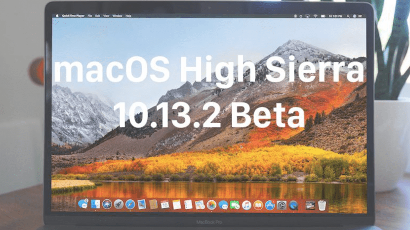 Beta tres macOS High Sierra