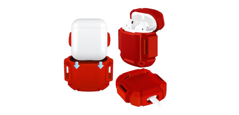 Tus AirPods todoterreno con estos dos accesorios