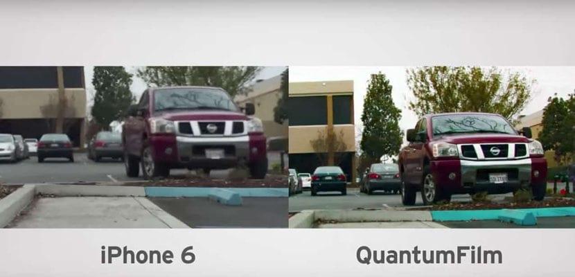 Apple adquiere inVisage tecnología QuantumFilm