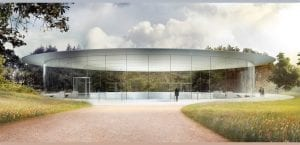 Apertura del Apple Park Visitor Center