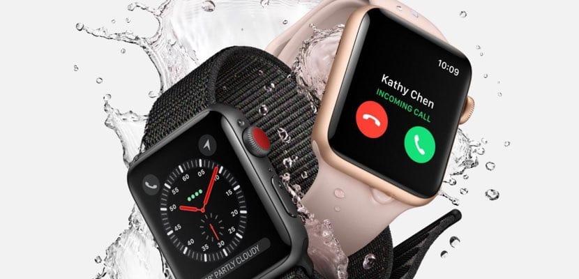 error watchOS 4.1 tiempo Siri